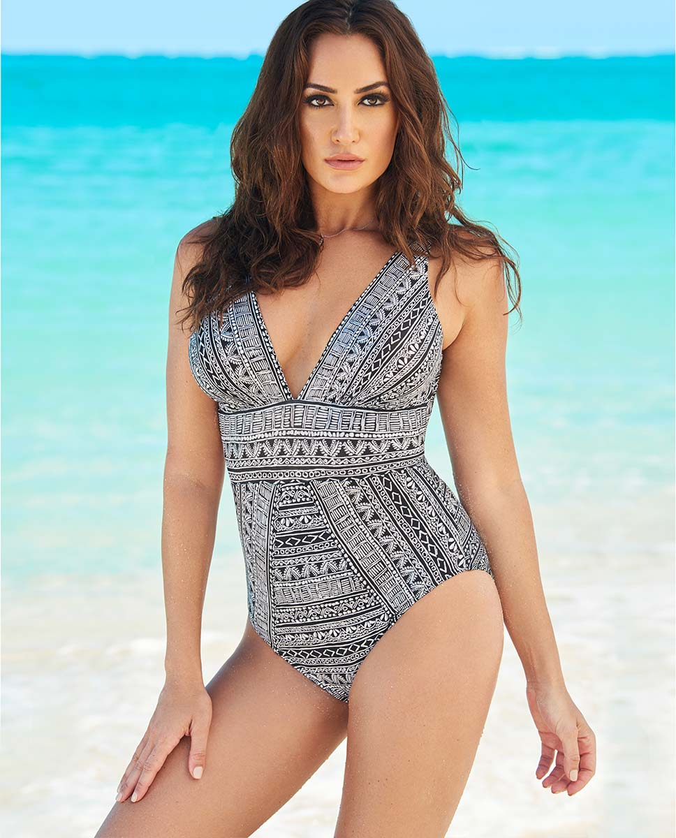 Slimming Swimsuits And Plus Size Swimwear Shop Tankinis One Piece