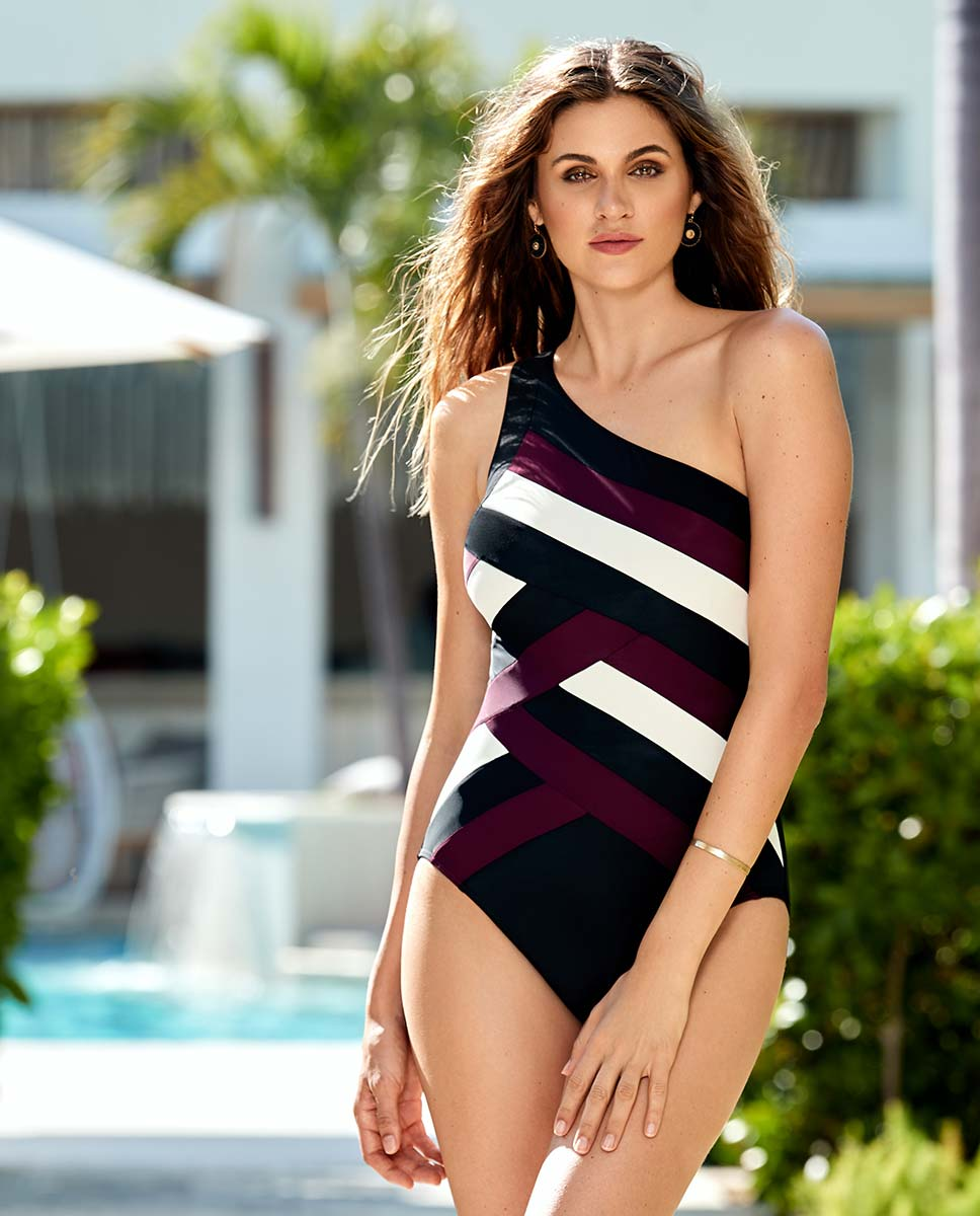 00207dbf3fcce Look 10 lbs Lighter in 10 Seconds ®. Miraclesuit. Miraclesuit Shop Now ·  Magicsuit. Magicsuit Shop Now · Amoressa Swim