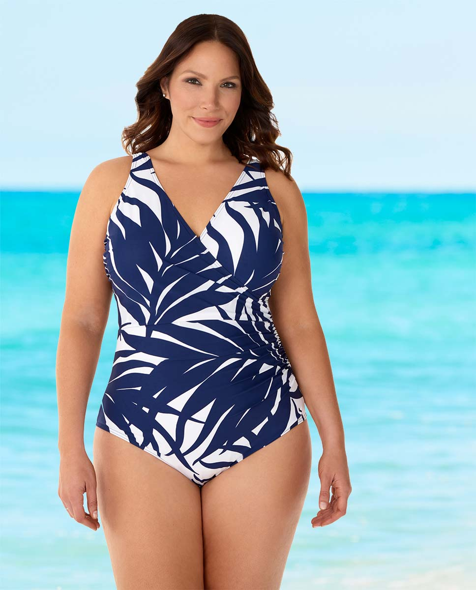 1c6280bd37 Slimming Swimsuits and Plus Size Swimwear
