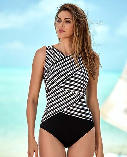 3d893c13b Slimming Swimsuits and Plus Size Swimwear