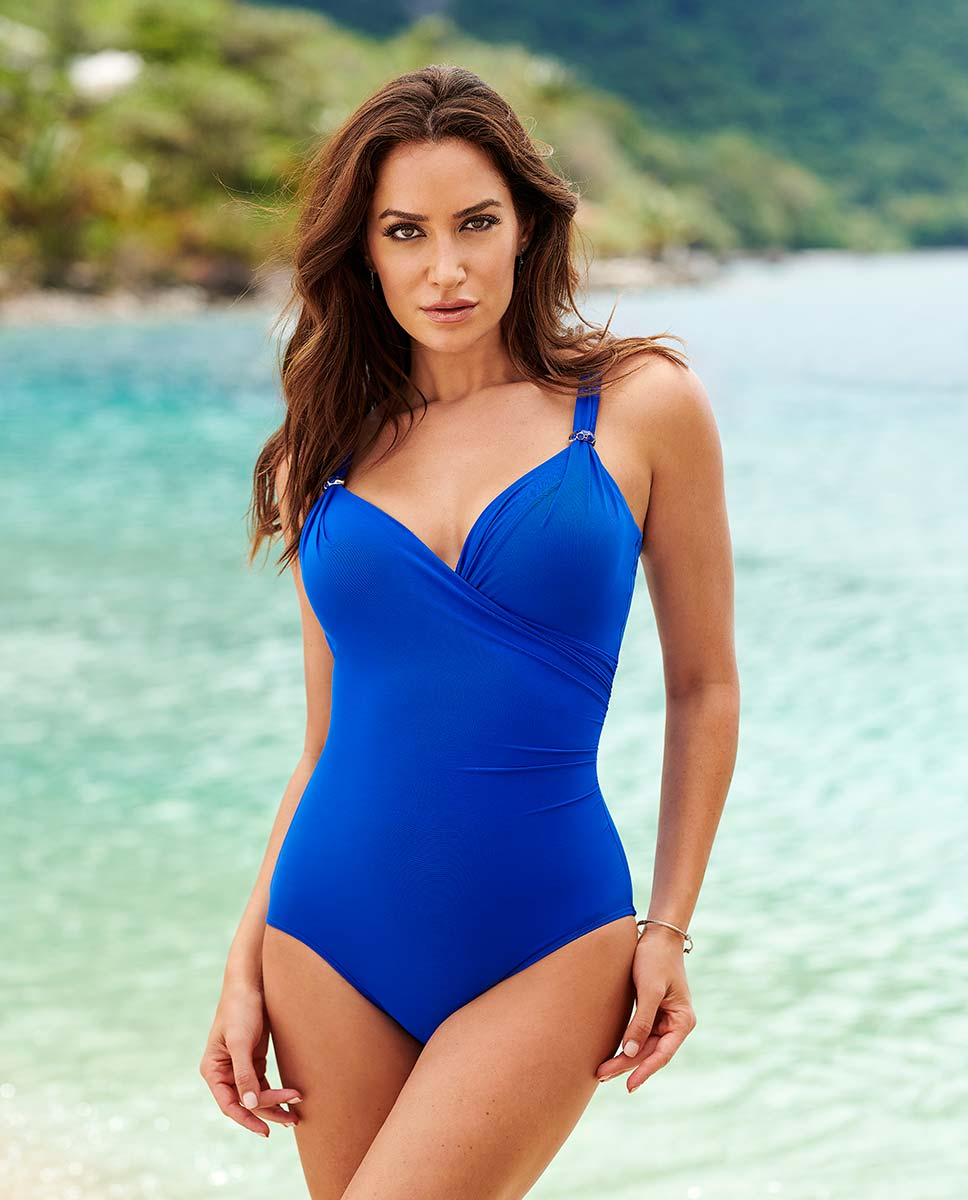5f3f868aa7 Slimming Swimsuits and Plus Size Swimwear | Shop Tankinis, One Piece ...