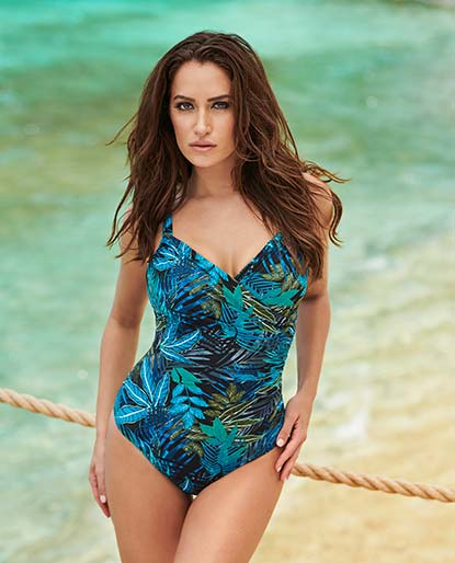 0a99735b574 Slimming Swimsuits and Plus Size Swimwear | Shop Tankinis, One Piece ...