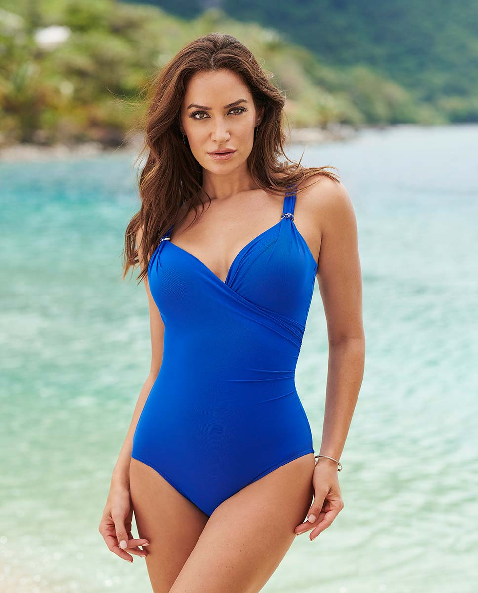 Slimming Swimsuits and Plus Size Swimwear | Shop Tankinis